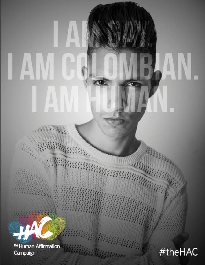 The Human Affirmation Campaign | HAC